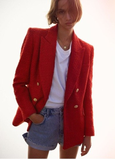 Boxy Jacket - Spring Fashion Trends from Chichester based Style & Personal Brand Coach offering personal shopping services