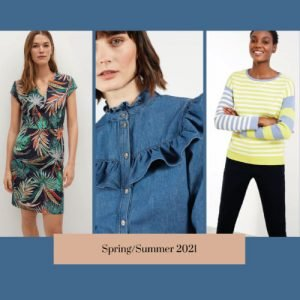 Spring Fashion Trends from Chichester based Style & Personal Brand Coach offering personal shopping services